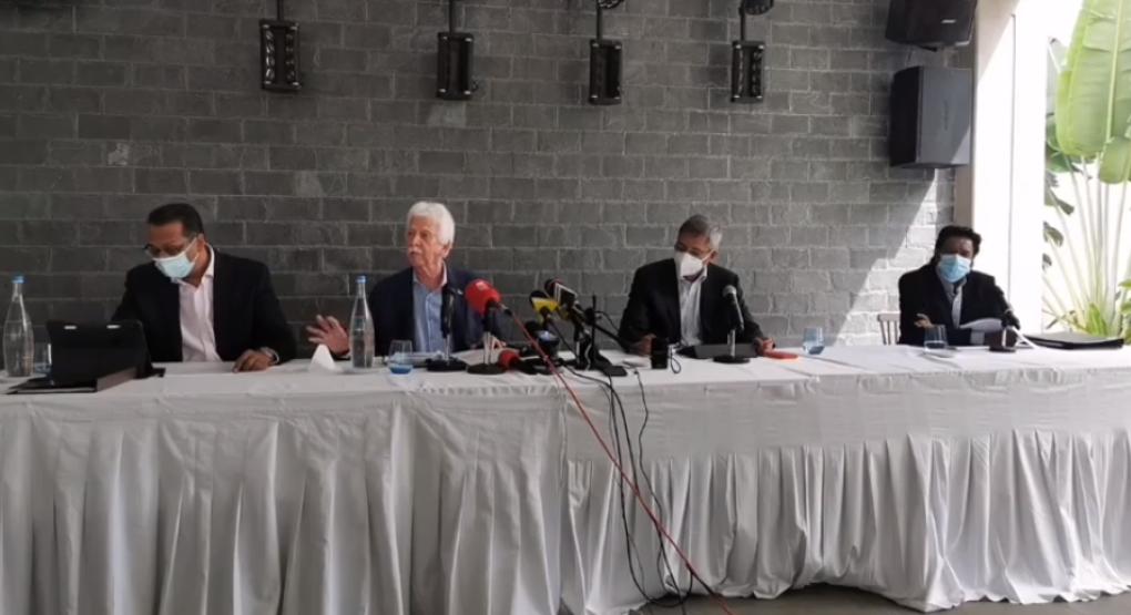 Propos confus du Premier ministre lors de son allocution selon Bérenger