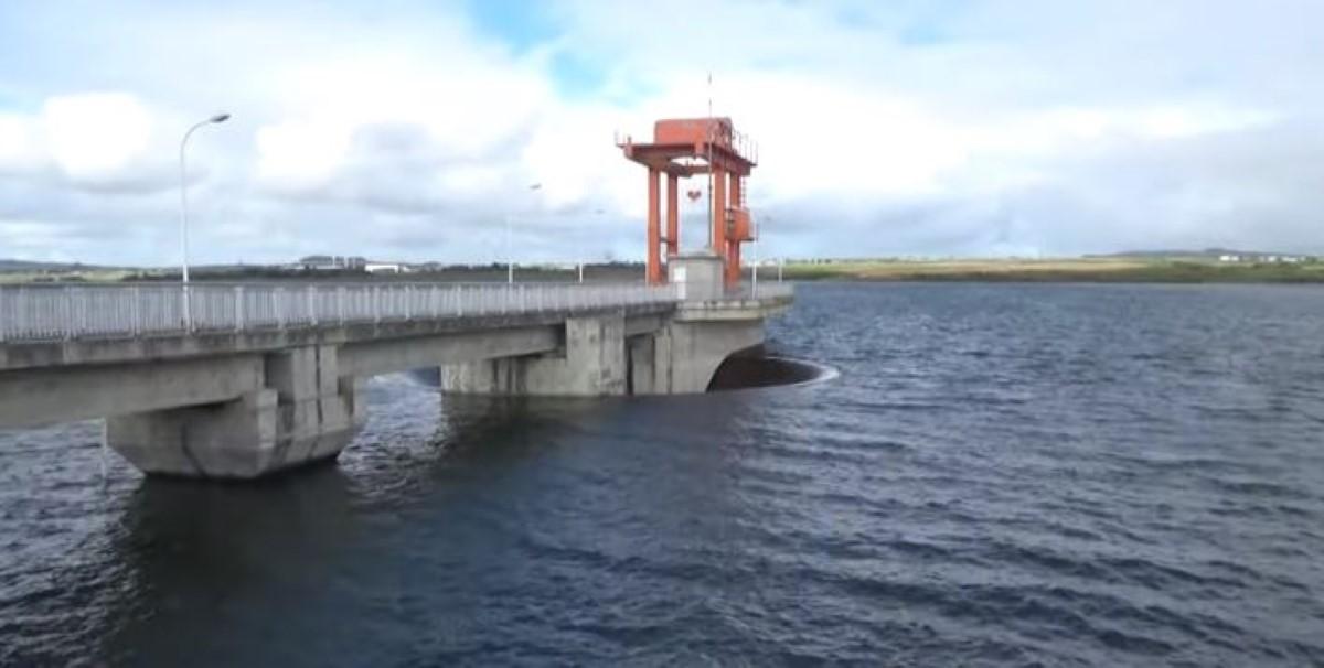 Intempéries : Quatre réservoirs remplis à 100%