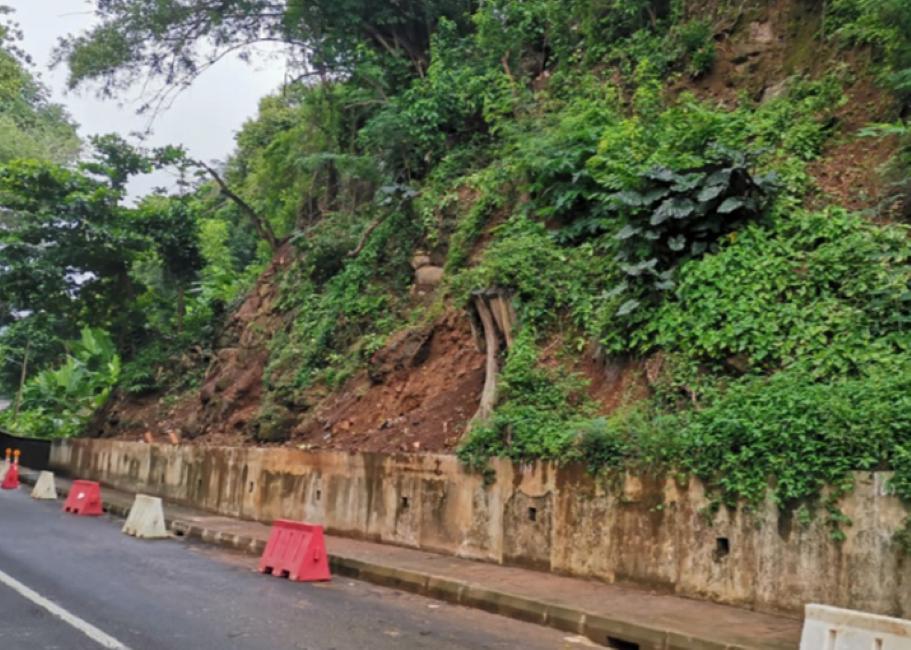 Le Batelage, Souillac : dix familles évacuées en raison d'un risque d'éboulement