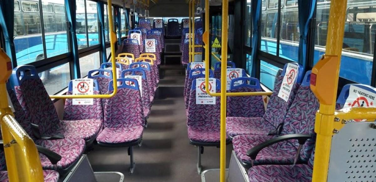 Déconfinement : La distanciation physique n'est plus obligatoire dans le transport public