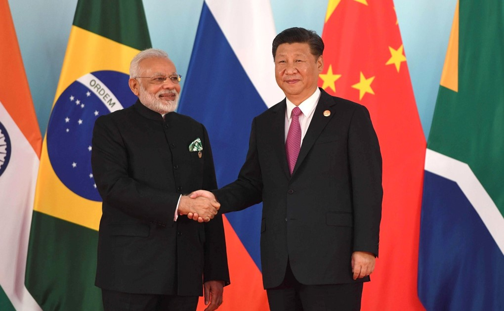 [Dossier] Présence militaire de Pékin et New Delhi dans l'océan Indien
