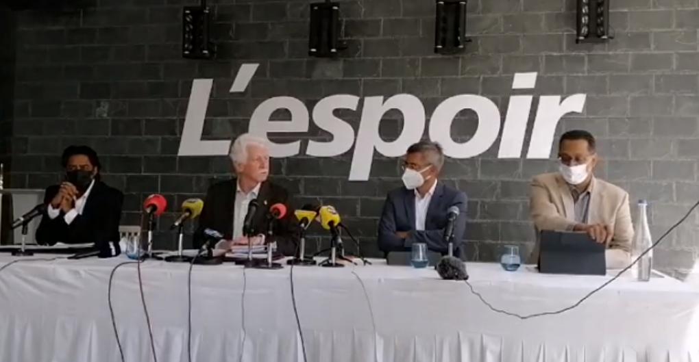 Bérenger : « Qui a financé l'importation d'autant de drogue valant plus de Rs 3 milliards à Pointe aux Canonniers? »