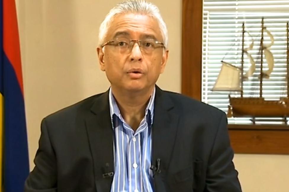 Saisie record de drogue : Pravind Jugnauth tire un morceau de la couverture sur lui