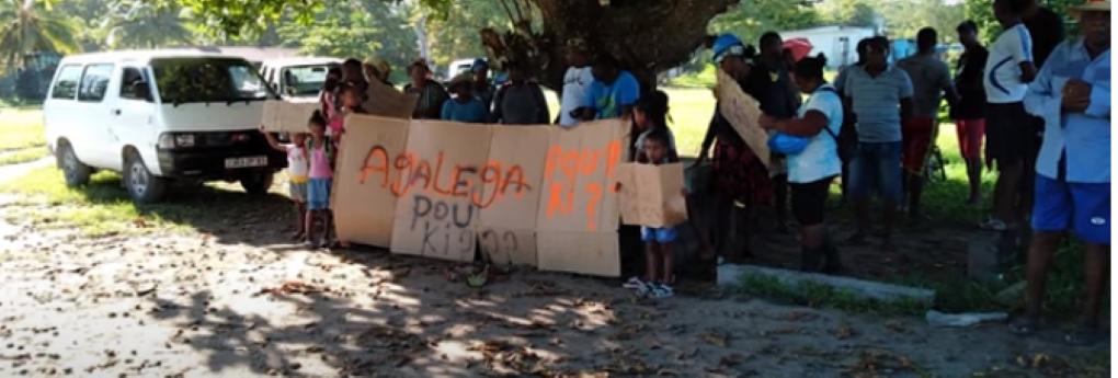 Base militaire à Agalega : Les habitants sollicitent l'aide de l'ONU