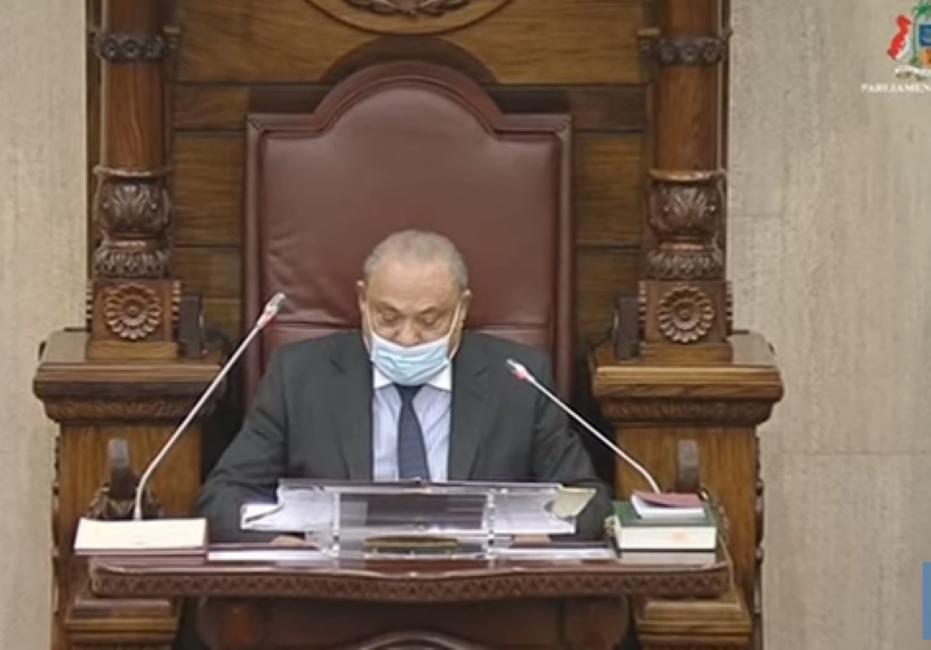 Le Speaker confirme que des jurons ont été proférés…