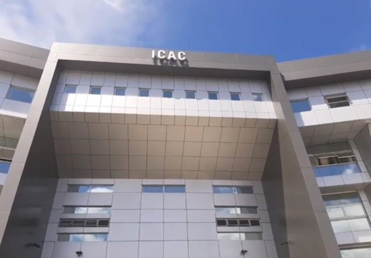 L'ACP Hangsraj suspendu suite à son arrestation par l'Icac