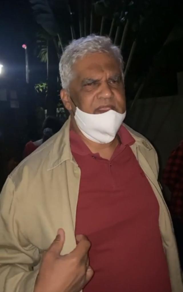 URGENT : Rama Valayden arrêté au milieu de la nuit parle de dictature politique