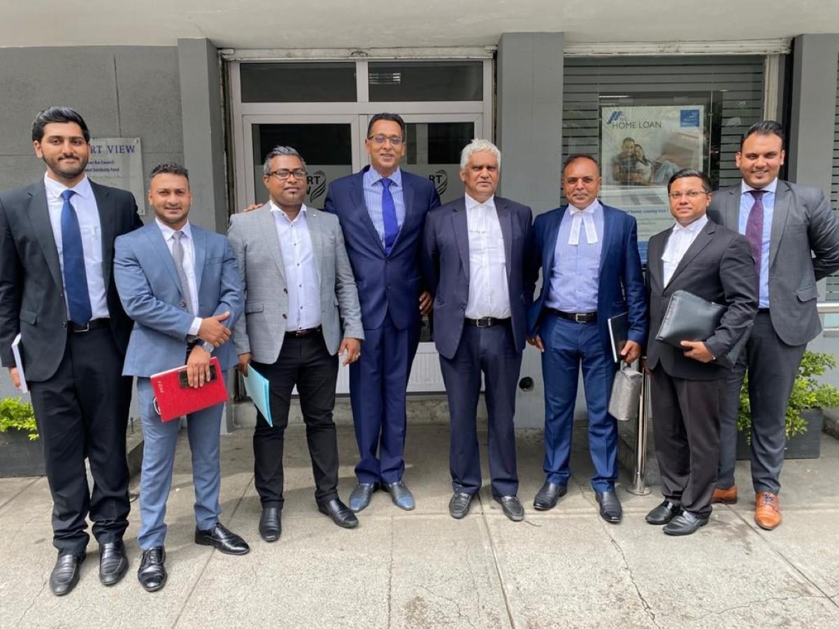 Affaire Kistnen : l'enquête judiciaire reprendra le 2 juin
