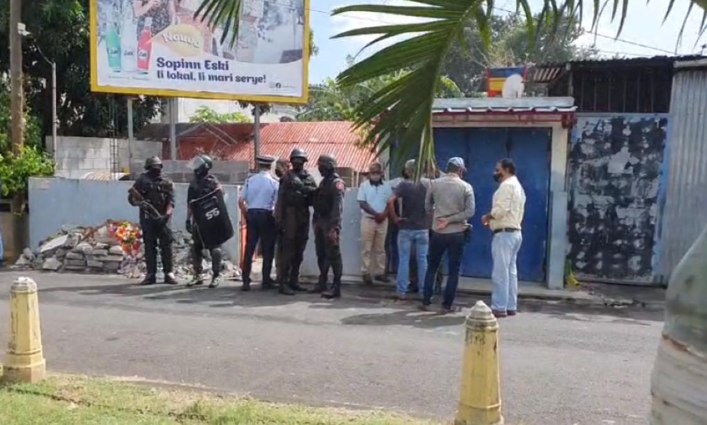 Meurtre de Dany Sardes : Sowambar retourne sur les lieux de son crime à Résidences Vallijee
