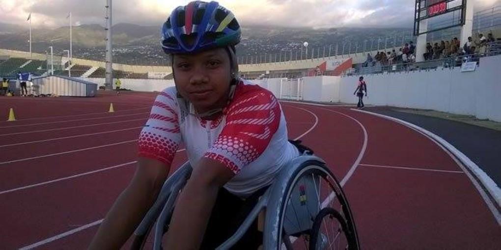 Handisport : Record d'Afrique pour Noemi Alphonse et Brandy Perrine