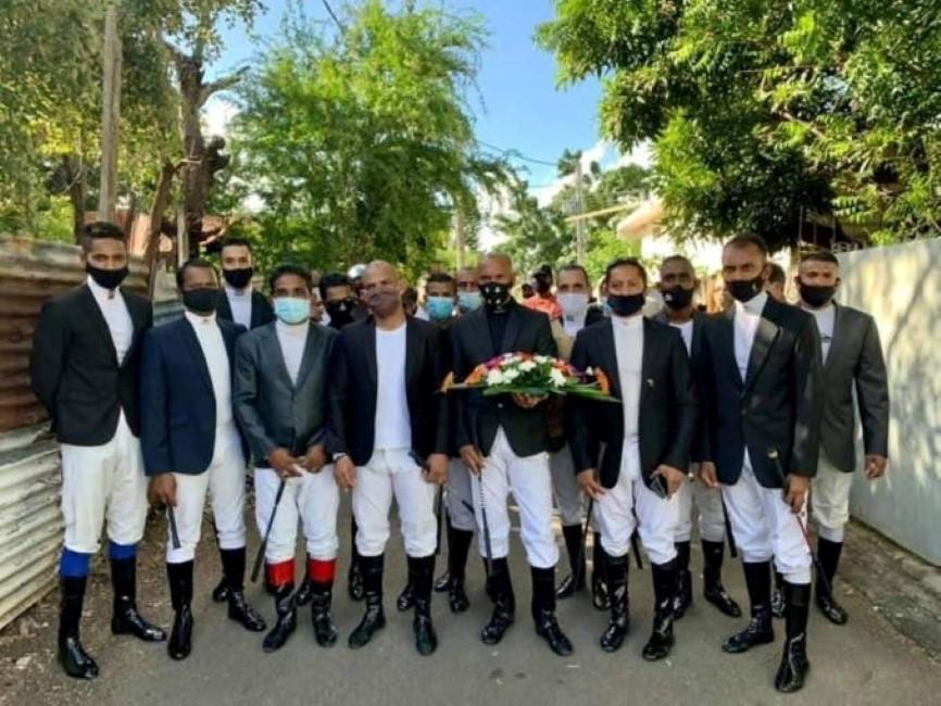 Funérailles :Interpellation du jockey Rai Joorawon