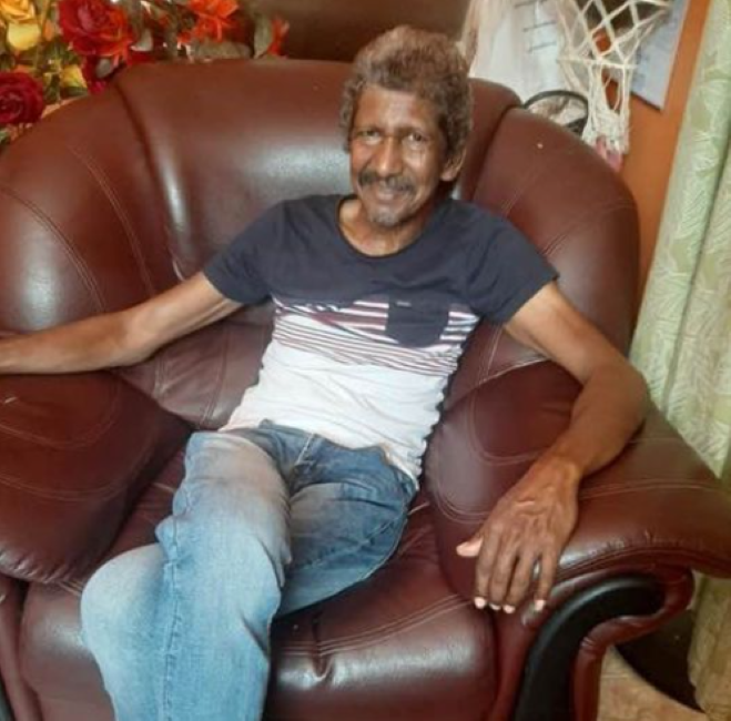 Valijee : disparition inquiétante de Claincy Soobramanien atteint de la maladie d'Alzheimer