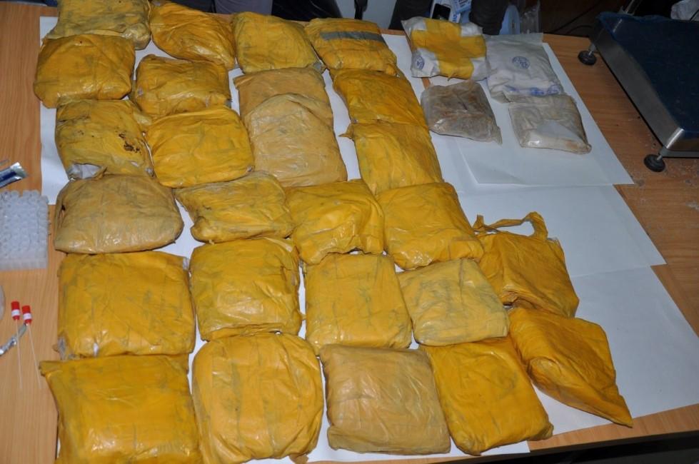 Saisie de drogue record : Encore un autre Gurroby arrêté