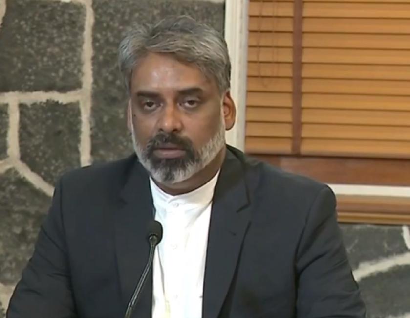 [Vidéo] Maneesh Gobin pris en flagrant délit de mensonge sur la vaccination