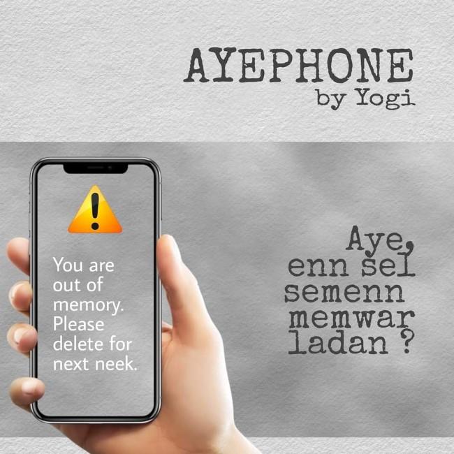 """Sawmynaden, un """"Yogi"""" pas comme les autres"""