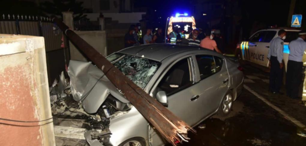 Une policière trouve la mort dans un accident de la route à Riche-Terre