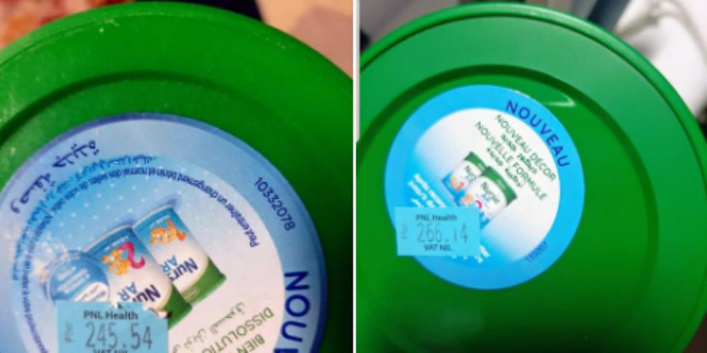 Le député Osman Mahomed pointe du doigt la hausse de 8.3% d'une boîte de lait en deux semaines