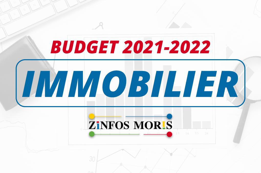 [Budget 2021-2022] Remboursement de 5 % aux futurs acheteurs de biens résidentiels