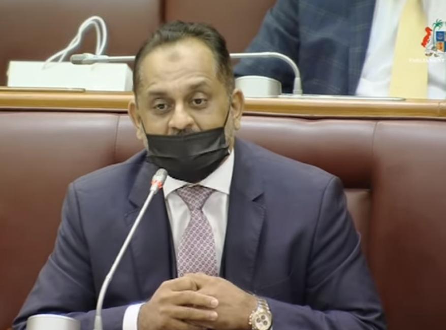 Affaire Betamax : Des décisions stupides dénoncées par Reza Uteem