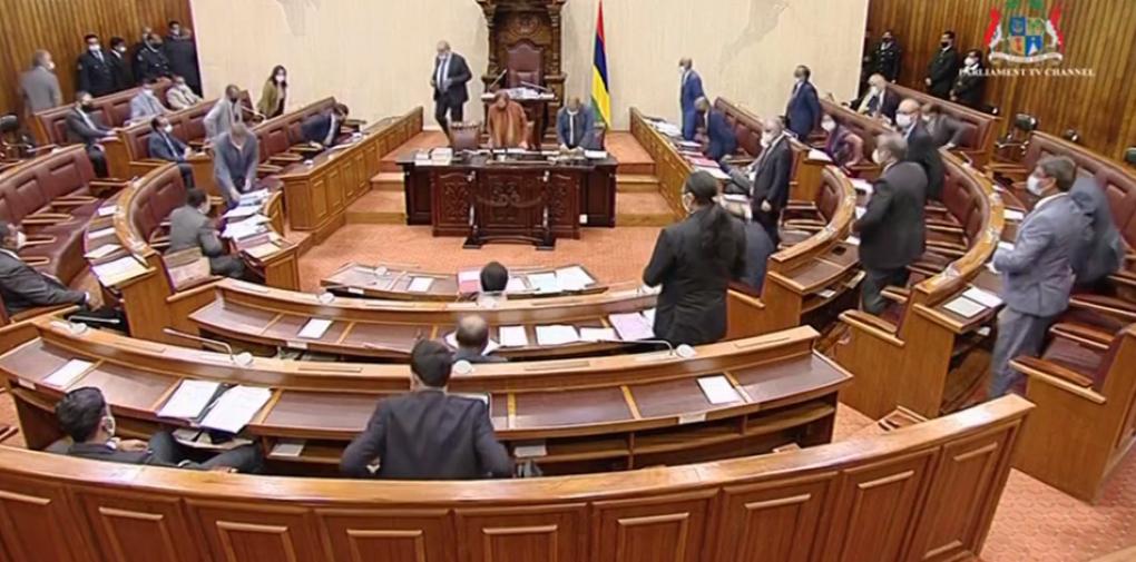 Pas de question ce mardi au Parlement