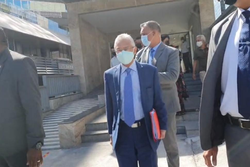 Pétition électorale : Le Premier ministre Pravind Jugnauth au tribunal