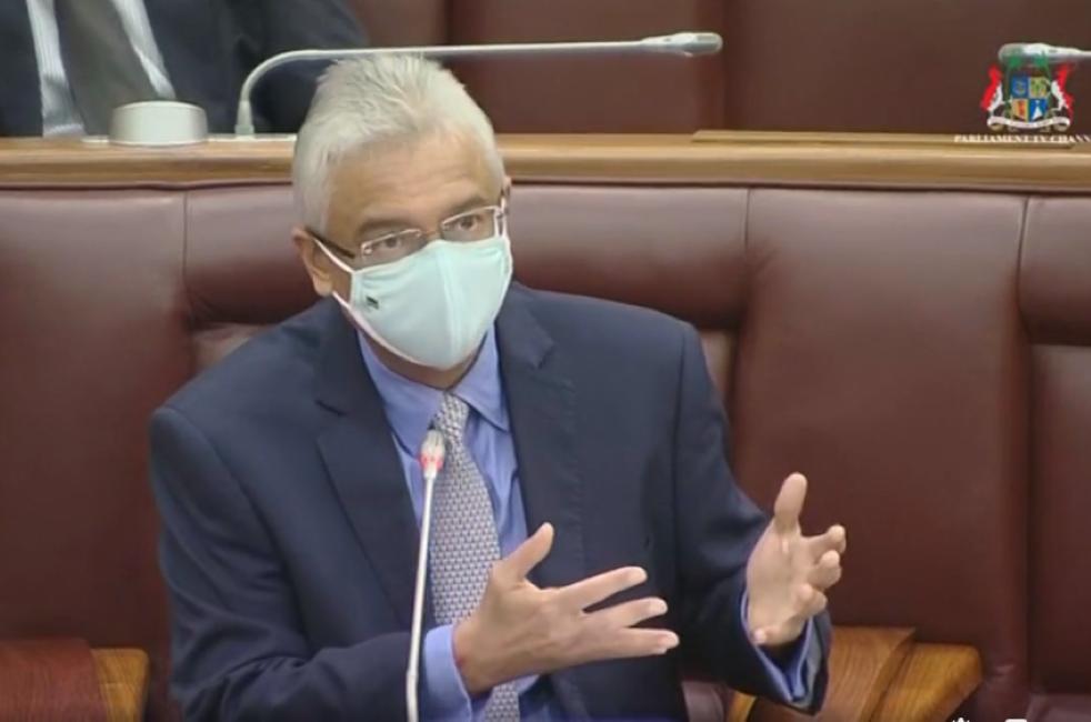 Jugnauth : « On ne peut se permettre un nouveau confinement »