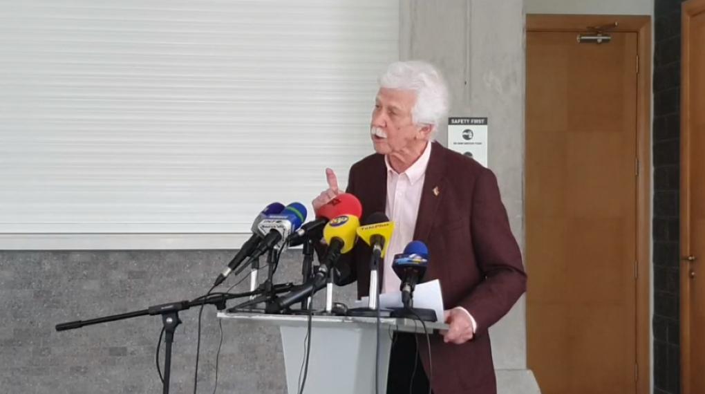 Bérenger : « Ramgoolam nous a déçus… il a fané »