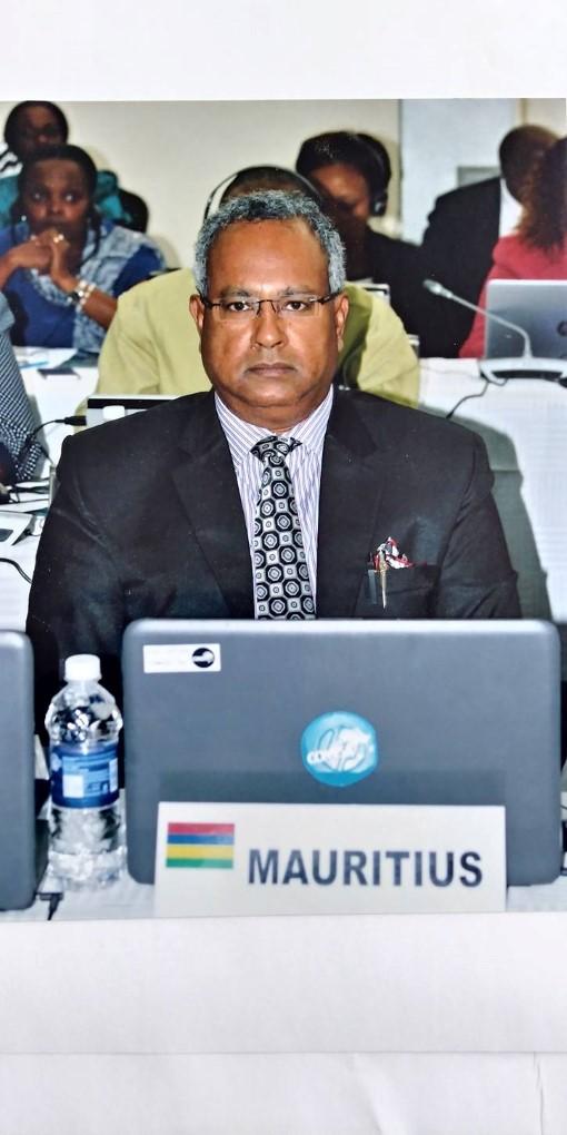 Décès de Jean-Pierre Jhumun, l'ambassadeur de Maurice au Mozambique victime de Covid 19