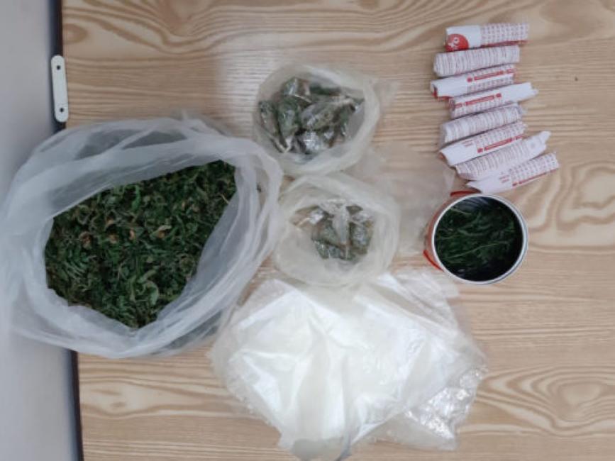 Vacoas : Un offcier de la SMF arrêté avec Rs 1,3 million de cannabis