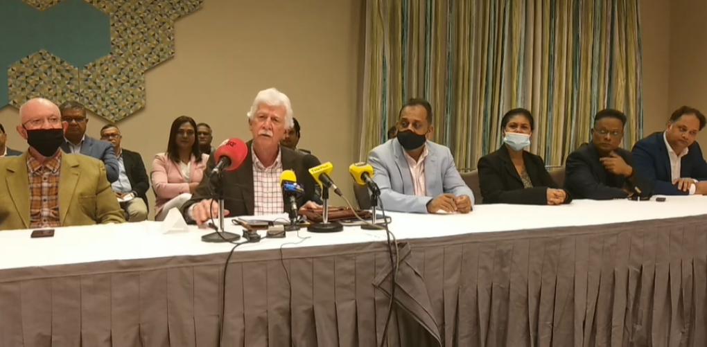 Bérenger : « Je dirai tout sur le rappel de l'ambassadeur Phokeer »