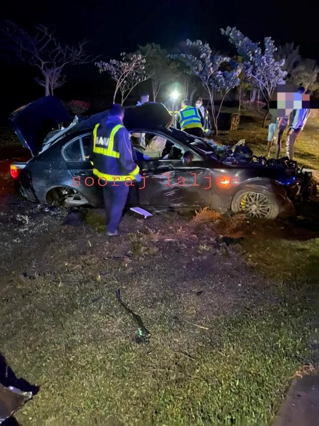 Médine : Chauffeur ivre, accident d'une violence inouïe et décès de l'occupant !