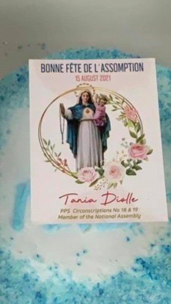 Affaire Gâteau Marie : Tania Diolle reçoit une leçon d'humilité du Père Veder
