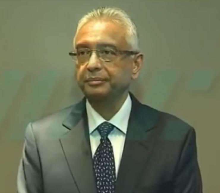 "[Vidéo] Jugnauth au Président Seychellois: ""Kan nu vinn enn tipe pli civilise mwa va reponn a so linvitation"""