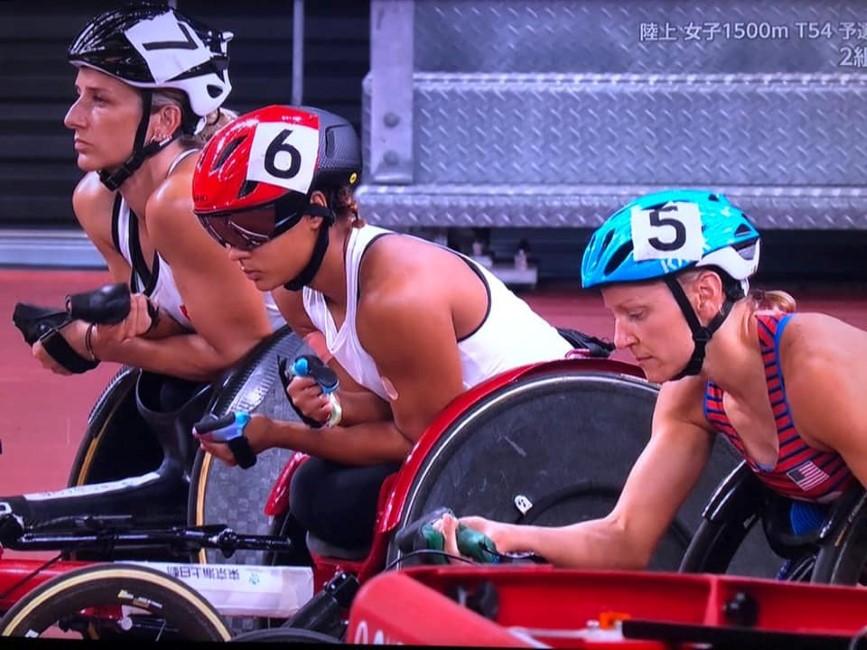 Jeux Paralympiques de Tokyo 2020 : Noemi Alphonse qualifiée pour la finale du 1500 m T54