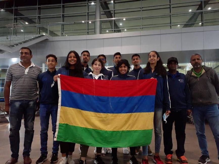 Championnat d'Afrique au Bénin : huit membres de la délégation mauricienne positifs au Covid