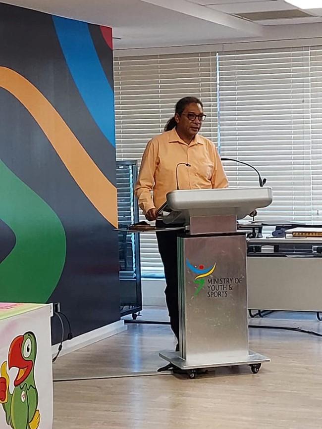Football mauricien : Toussaint justifie les sanctions de son ministère