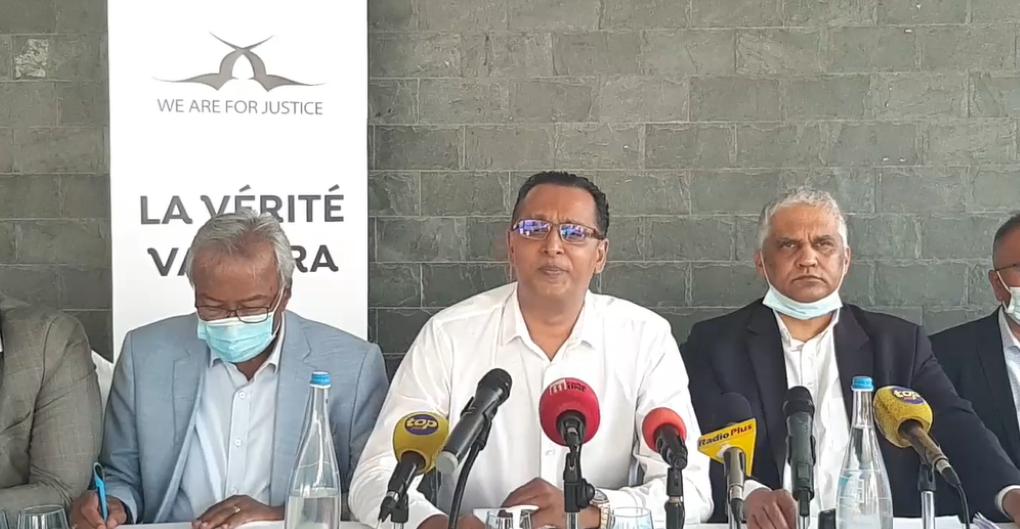 Bhadain : « Les affaires Kistnen et Angus Road amèneront la fin politique de Pravind Jugnauth »