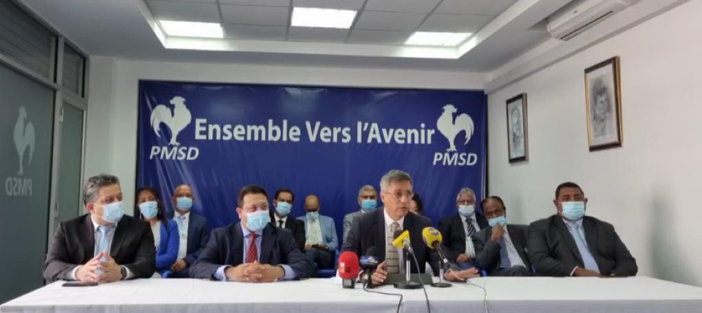 Covid-19 : « Le GM sera fautif s'il y a des ravages après le 1er octobre », affirme XLD