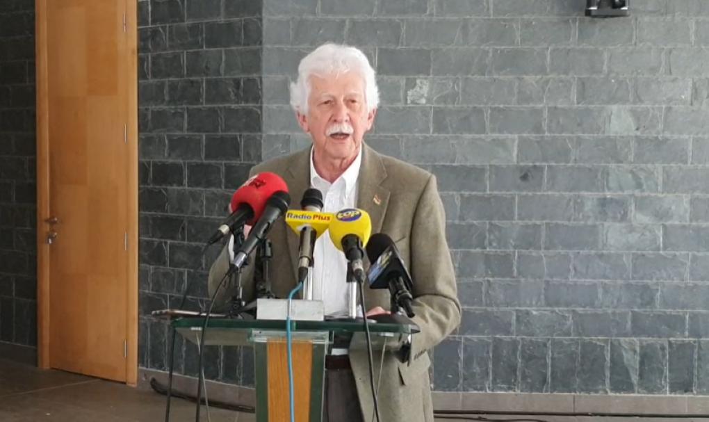 « Le président ne respecte pas la Constitution », affirme Bérenger