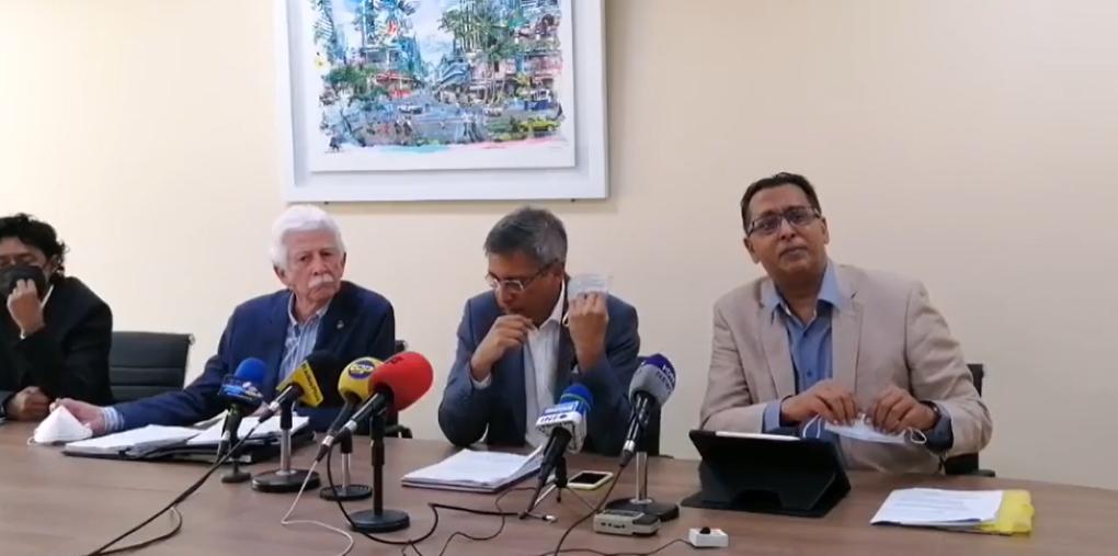 « Le GM offre tous les organismes liés à l'aéroport au cuisinier Ken Arian », déplore Roshi Bhadain