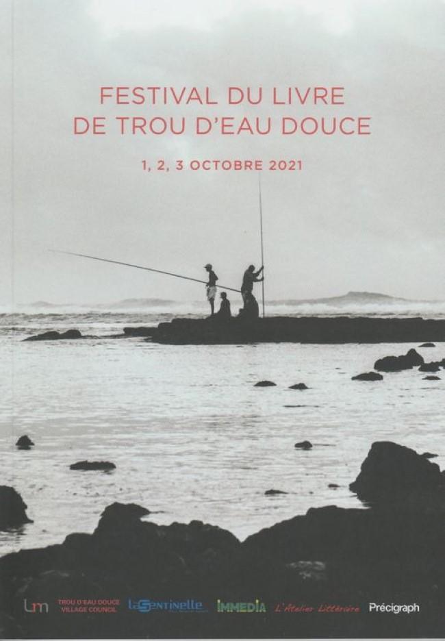 Lancement de la première édition du Festival du livre de Trou d'Eau Douce