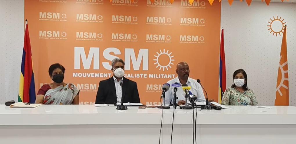 Joe Lesjongard : « c'était une priorité de permettre à Air Mauritius de redémarrer »