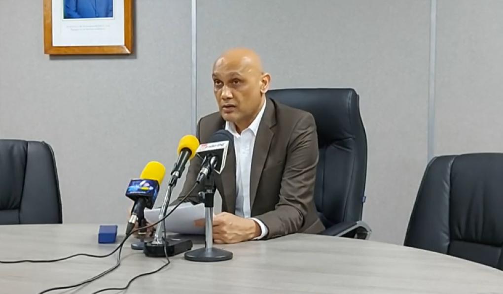 Jagutpal annonce trois cas du variant Delta découvert en septembre à Maurice
