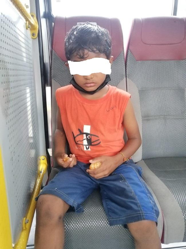 Qui est cet enfant blessé qui ne se rappelle plus son nom ?