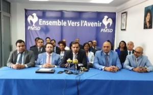 Le PMSD dénonce le « fou-pa-ma-lisme » du gouvernement