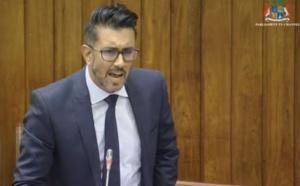Les sempiternelles provocations de Shakeel Mohamed finit par coûter cher au Parlement
