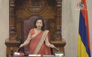 Maya Hanoomanjee dissipe la confusion à l'Assemblée nationale