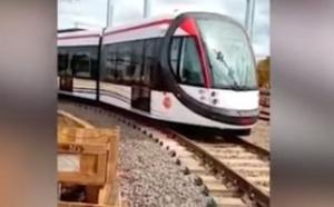 ▶️ Metro Express : «Mauricio» démarre à petite vitesse pour son premier test