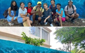 📷 Street Art : Les jeunes de La Tour Koenig transforment leur quartier