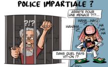 [KOK] Le dessin du jour : Police Academy à la mauricienne